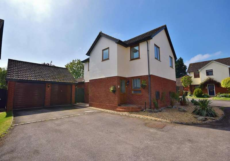 4 Bedrooms Detached House for sale in Chineham, Basingstoke, RG24