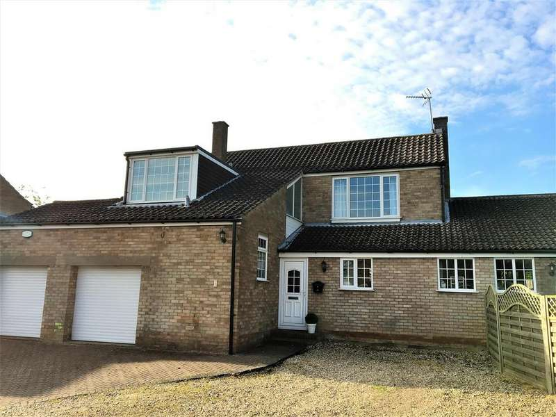 4 Bedrooms Detached House for sale in Arlington Court, Washingborough, Lincoln LN4 1EP