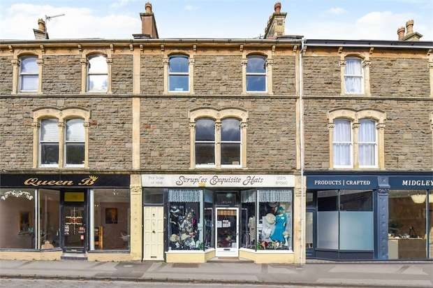3 Bedrooms Flat for sale in Alexandra Road, Clevedon, Somerset