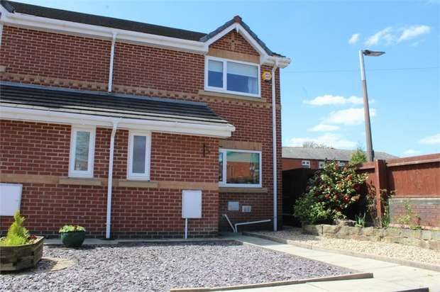 3 Bedrooms Semi Detached House for sale in Alder Close, Bury, Lancashire