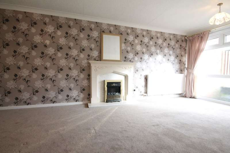 2 Bedrooms Semi Detached Bungalow for sale in Hill Rise, Washington, NE38