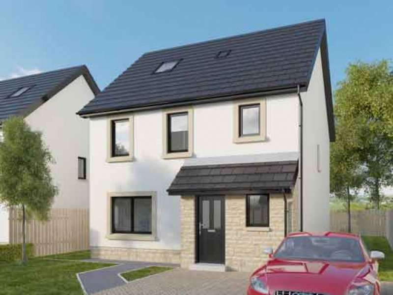 4 Bedrooms Detached Villa House for sale in Bowfield Road, Bowfield Hall, West Kilbride, North Ayrshire, KA23 9JZ