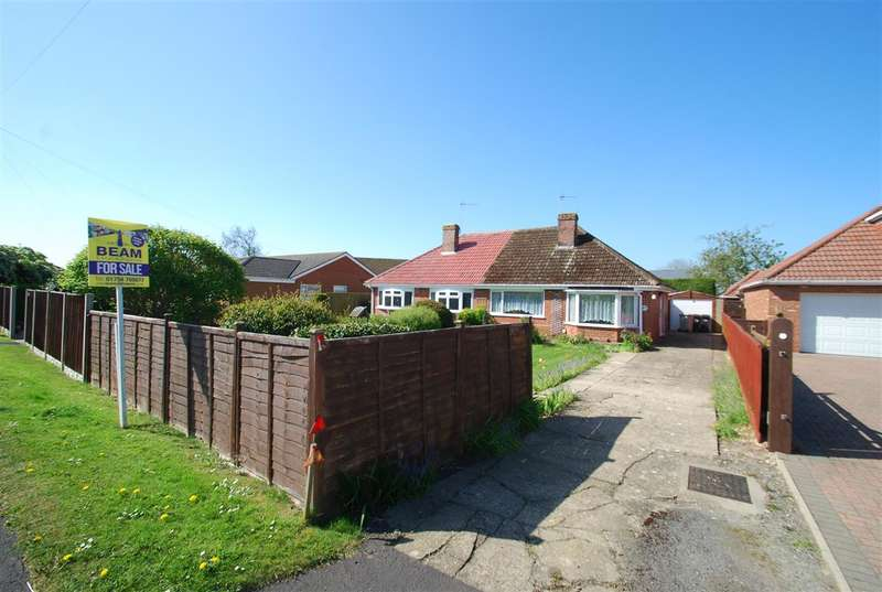 2 Bedrooms Bungalow for sale in Station Road, Burgh Le Marsh