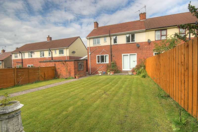 3 Bedrooms Semi Detached House for sale in Esh Hillside, Langley Park, Durham, DH7