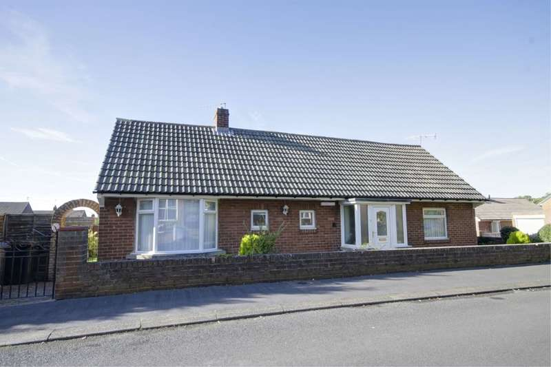 2 Bedrooms Detached Bungalow for sale in The Drive, Shotley Bridge, Consett, DH8