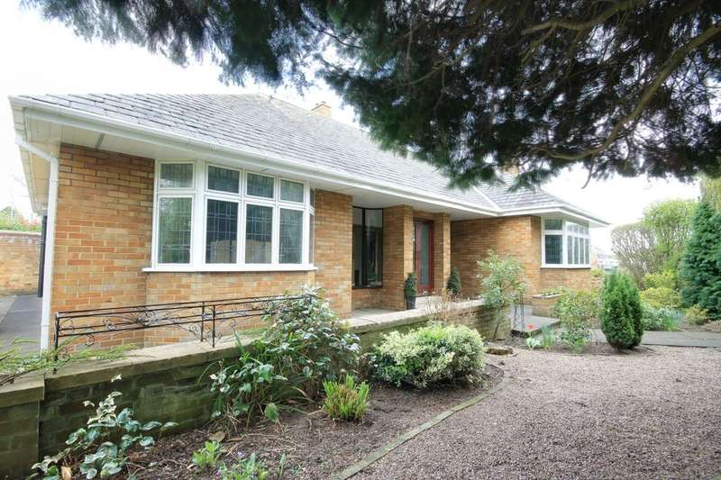 3 Bedrooms Detached Bungalow for sale in Park Road South, Chester Le Street, DH3