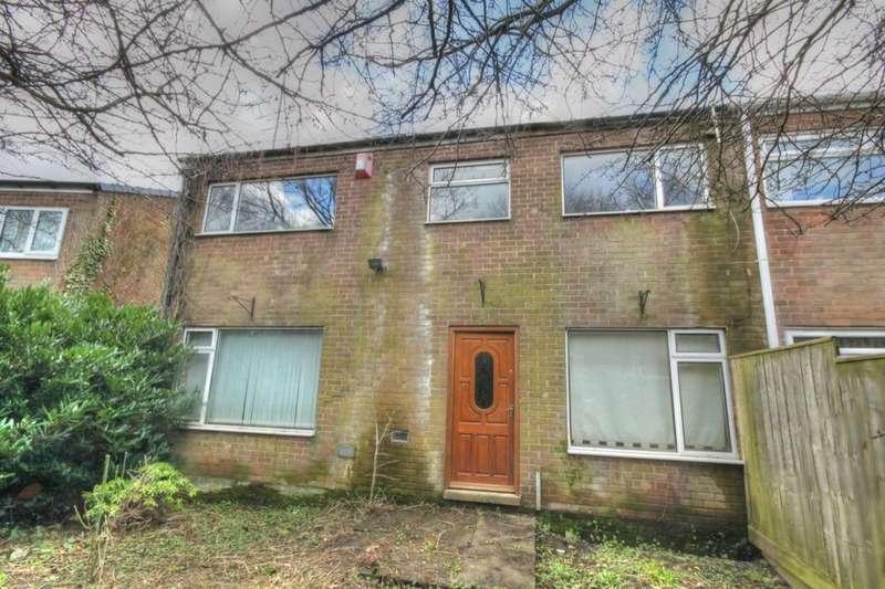 3 Bedrooms Property for sale in Hareydene, Newbiggin Hall, Newcastle Upon Tyne, NE5