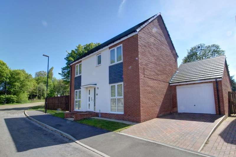 3 Bedrooms Detached House for sale in Sternboro Park, Penshaw, Houghton Le Spring, DH4