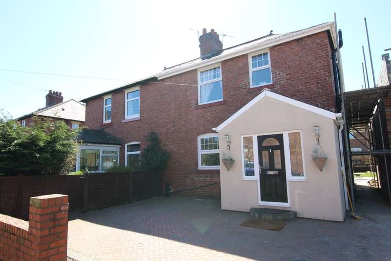 3 Bedrooms Semi Detached House for sale in Burnopfield, NE16