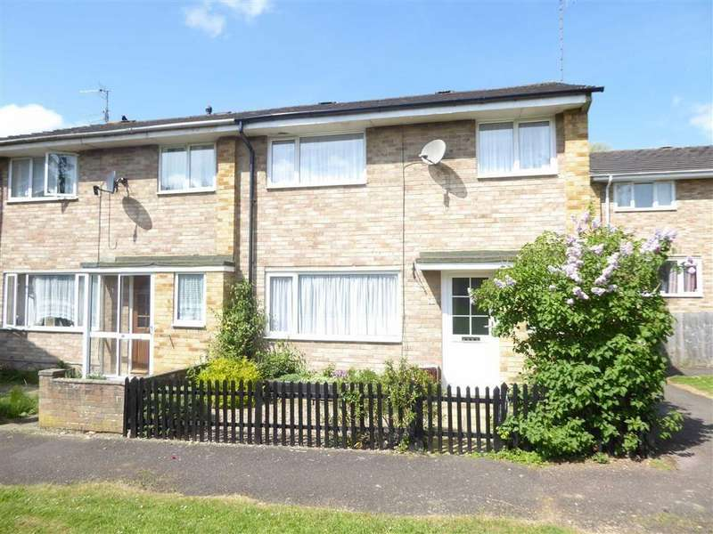 3 Bedrooms Semi Detached House for sale in Windrush, Banbury