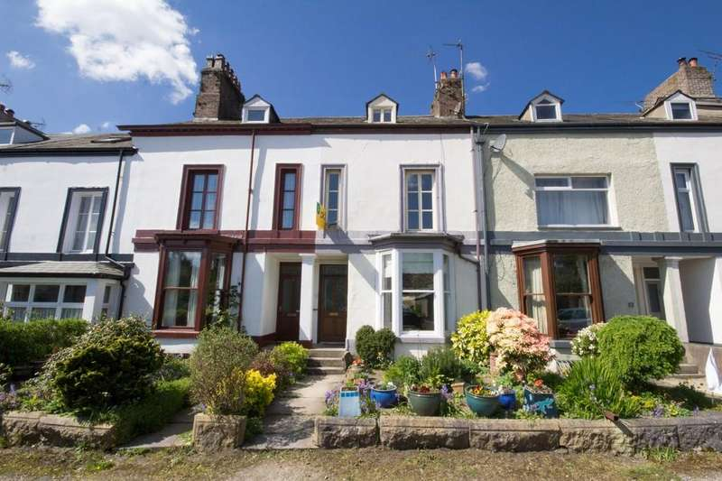 3 Bedrooms Terraced House for sale in 6 Hoad Terrace, Ulverston