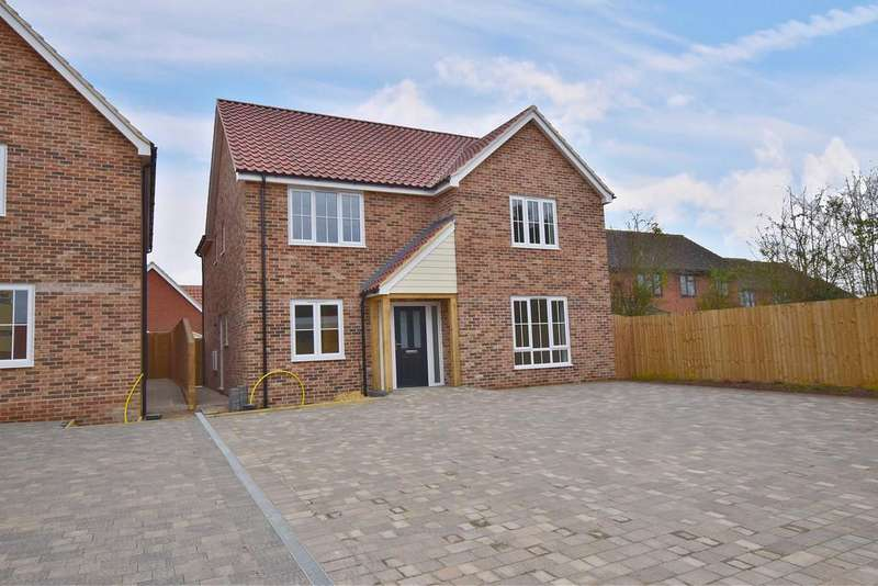 3 Bedrooms Detached House for sale in Lady Lane, Hadleigh, Ipswich