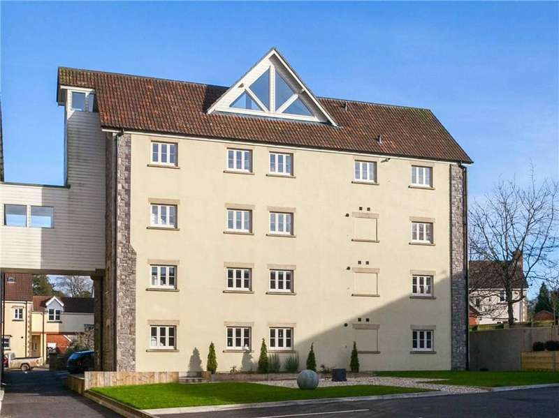 3 Bedrooms Penthouse Flat for sale in The Penthouse, Old Brewery Place, Oakhill, Nr Bath