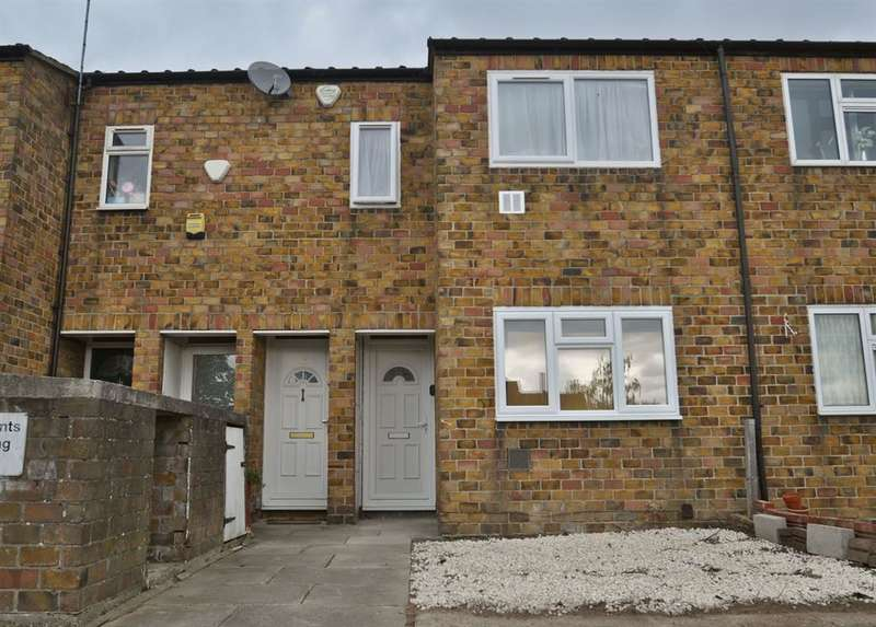 2 Bedrooms Ground Flat for sale in Kenwood Close , Sipson, West Drayton, UB7 0JY