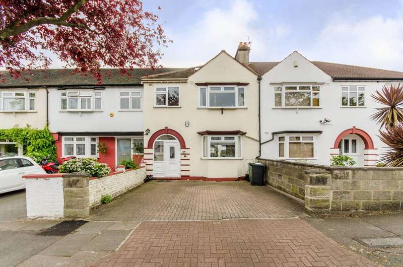 4 Bedrooms House for sale in Fontaine Road, Streatham Common, SW16