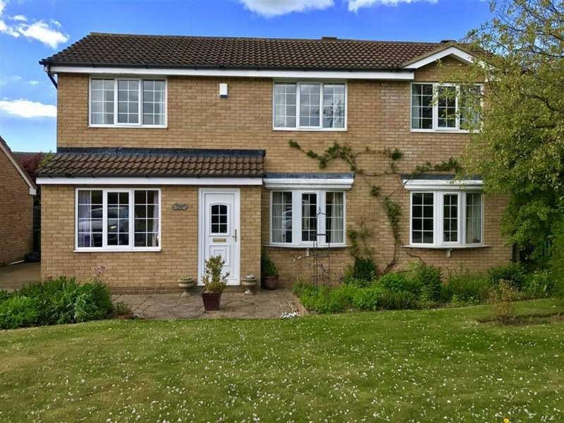 3 Bedrooms Detached House for sale in Davenport Road, Yarm, Stockton-on-Tees
