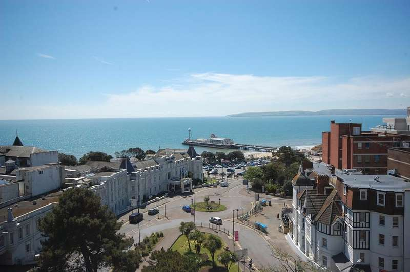 5 Bedrooms Apartment Flat for sale in Bath Hill Court, Bath Road, Bournemouth BH1