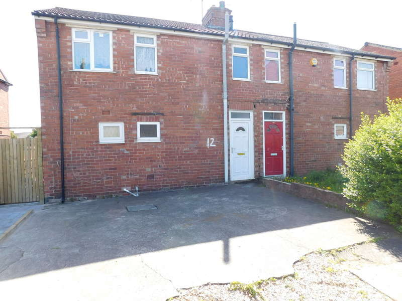 3 Bedrooms Semi Detached House for sale in Tennyson Avenue, Mansfield Woodhouse