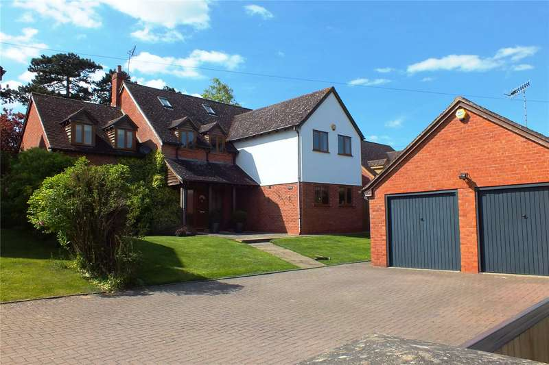 6 Bedrooms Detached House for sale in Dorsington Road, Pebworth, Stratford-upon-Avon, Worcestershire, CV37