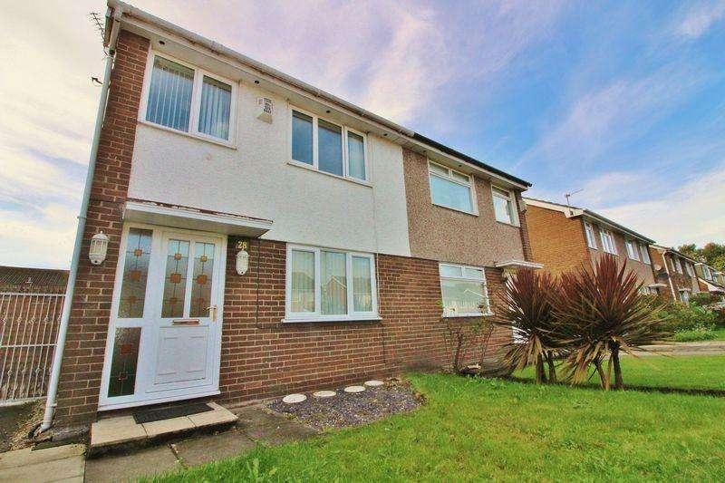 3 Bedrooms Semi Detached House for sale in Cheltenham Way, Kew