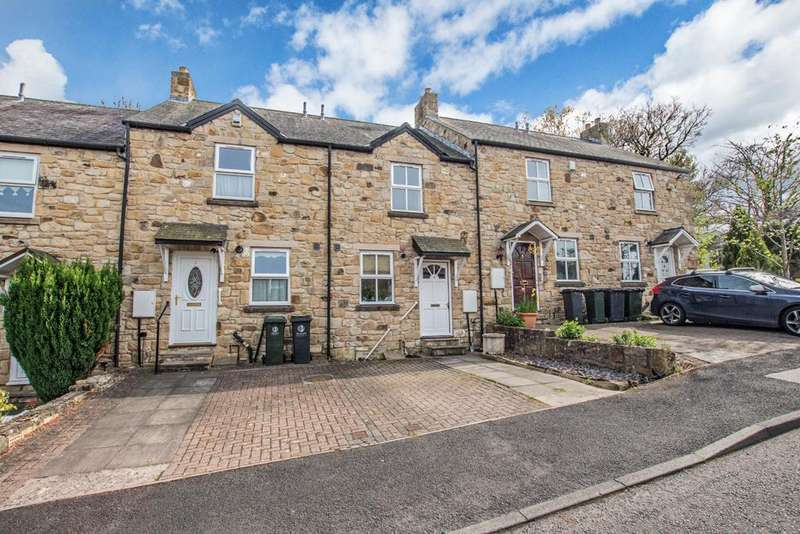 2 Bedrooms Terraced House for sale in Vine Court, Hexham NE46