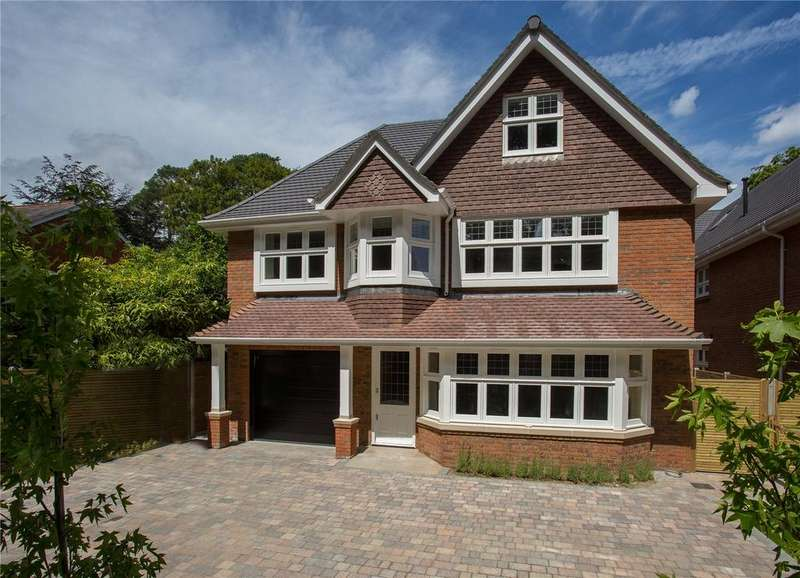 5 Bedrooms Detached House for sale in Littleheath Lane, Cobham, KT11