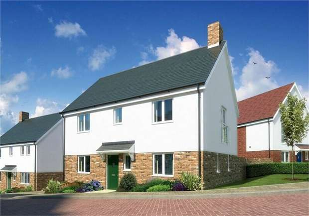 3 Bedrooms Detached House for sale in Nursery Rise, Waltham Abbey, Essex