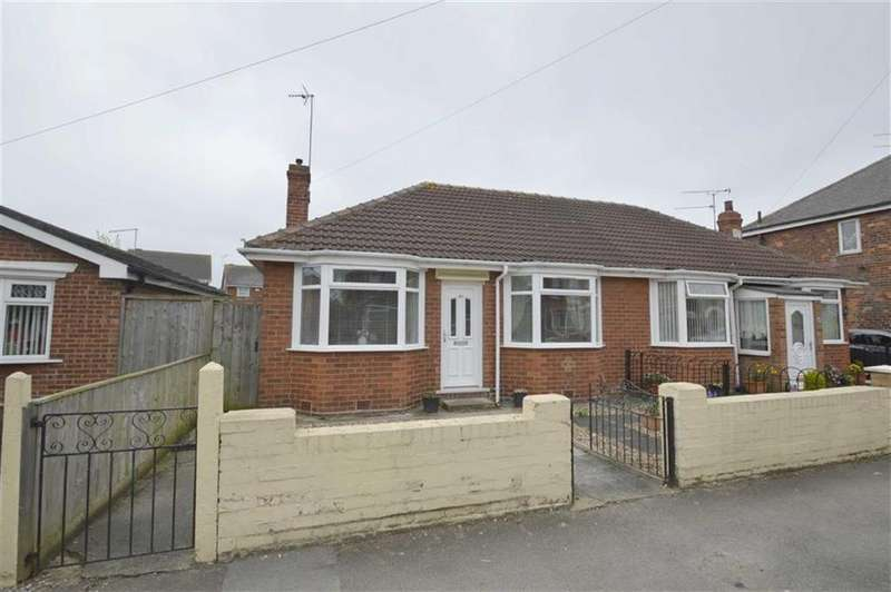 2 Bedrooms Semi Detached Bungalow for sale in Aberdeen Street, Hull, East Yorkshire, HU9