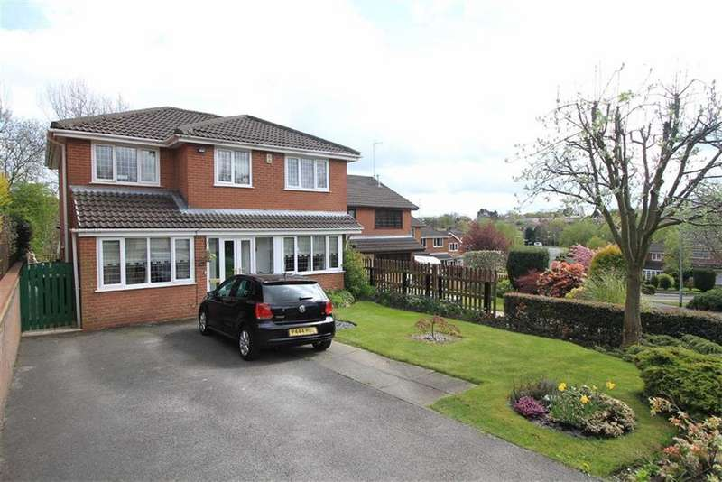 4 Bedrooms Detached House for sale in 20, Shearing Avenue, Norden, Rochdale, OL12