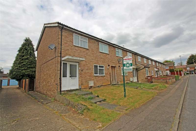 3 Bedrooms End Of Terrace House for sale in Stanley Road, Stevenage, Hertfordshire