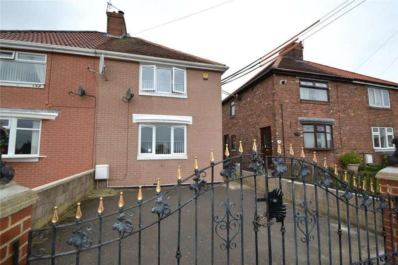 2 Bedrooms Semi Detached House for sale in Wheatley Terrace, Wheatley Hill, Co. Durham, DH6