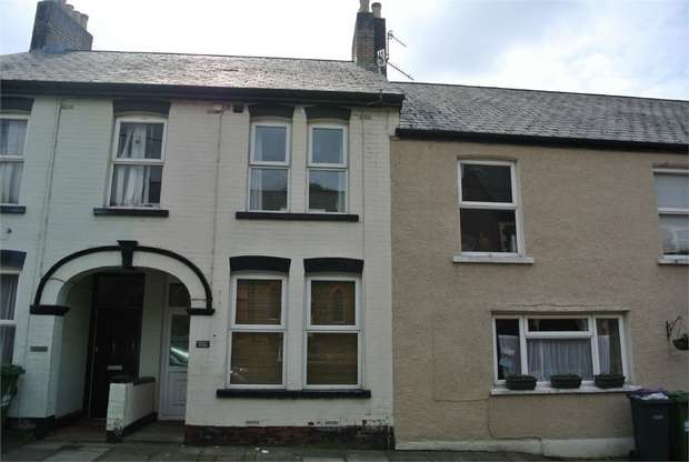 2 Bedrooms Terraced House for sale in Hanbury Road, Pontnewynydd, PONTYPOOL, Torfaen