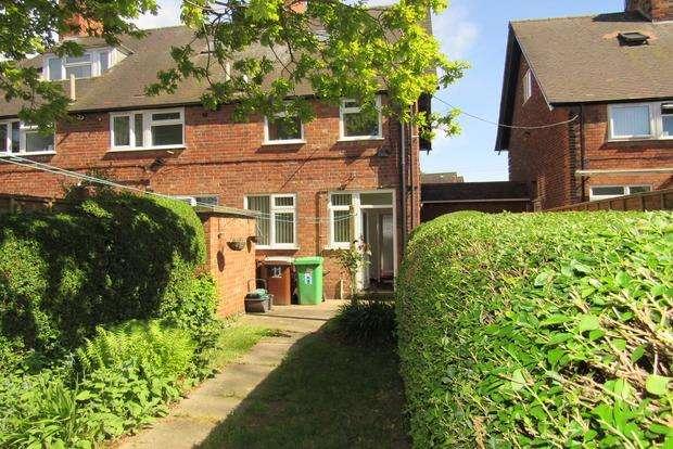 3 Bedrooms Semi Detached House for sale in Gunthorpe Drive, Sherwood, Nottingham, NG5