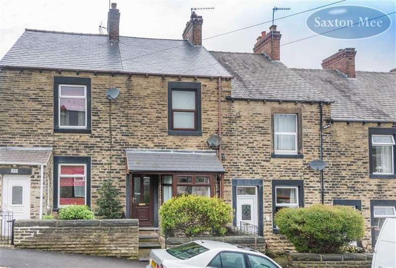 3 Bedrooms Terraced House for sale in Victoria Street, Stocksbridge, Sheffield, S36