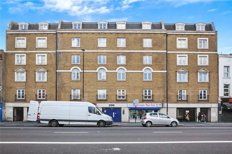 1 Bedroom Flat for sale in Green Court, 200 Mile End Road, London, E1