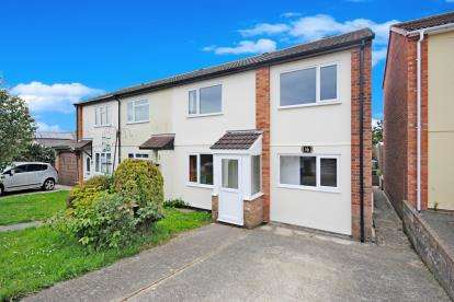 4 Bedrooms Semi Detached House for sale in Seaton, Devon