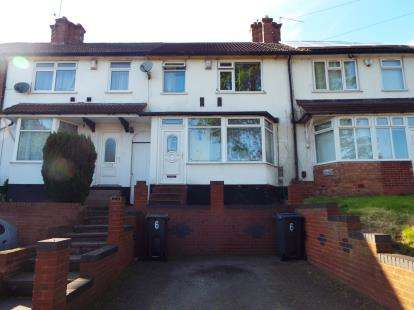 3 Bedrooms Terraced House for sale in Ansell Road, Erdington, Birmingham, West Midlands