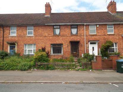 3 Bedrooms Terraced House for sale in Engleton Road, Radford, Coventry