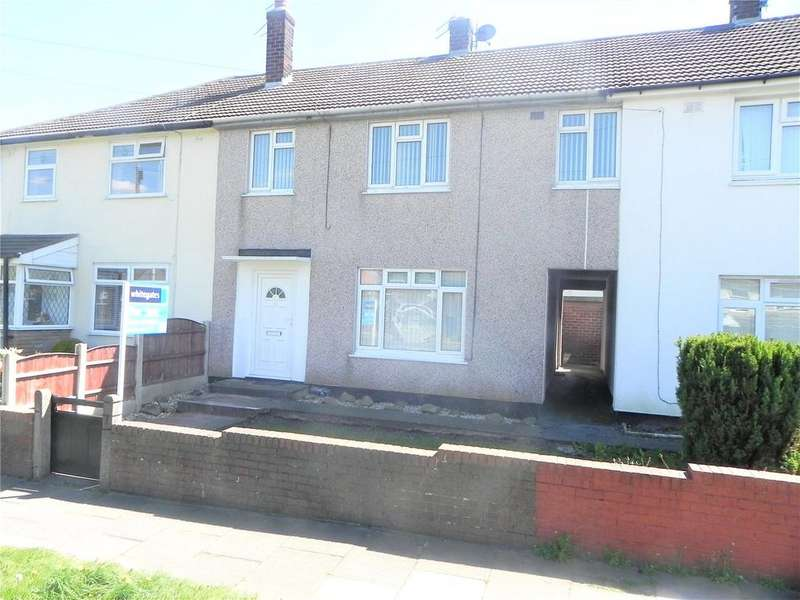 4 Bedrooms Terraced House for sale in Gorsey Lane, Netherton, L30