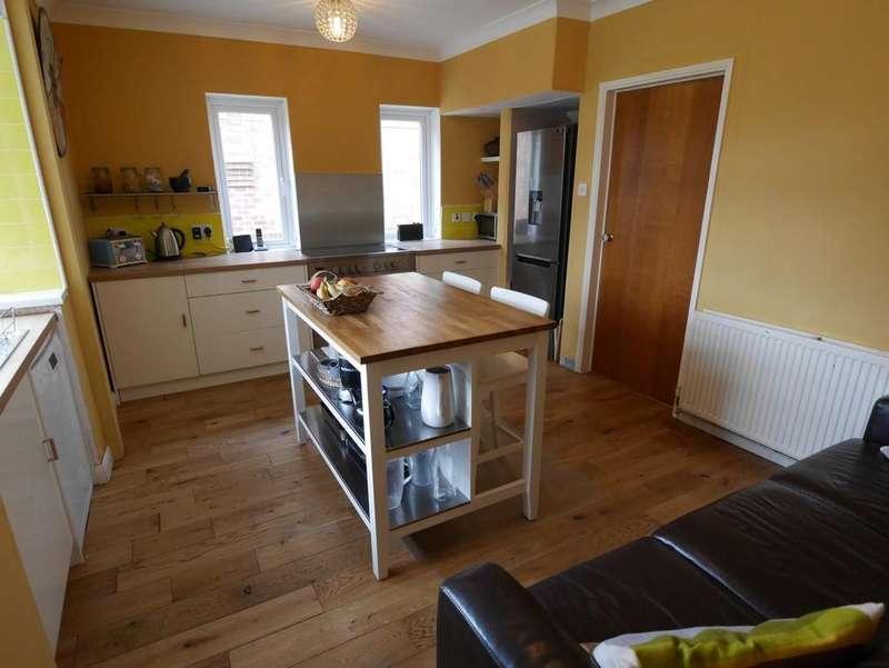4 Bedrooms Detached House for sale in Standerton, Water Lane, Hemingbrough