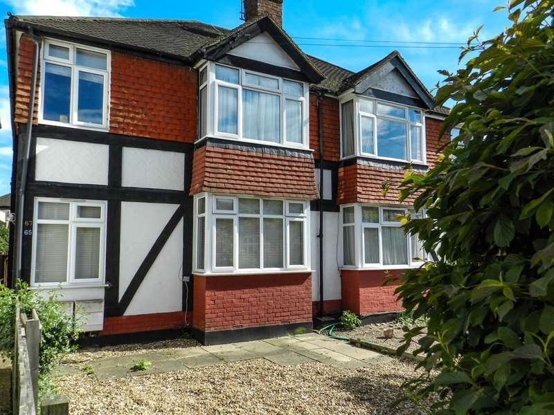 2 Bedrooms Property for sale in Abbott Avenue, London, SW20