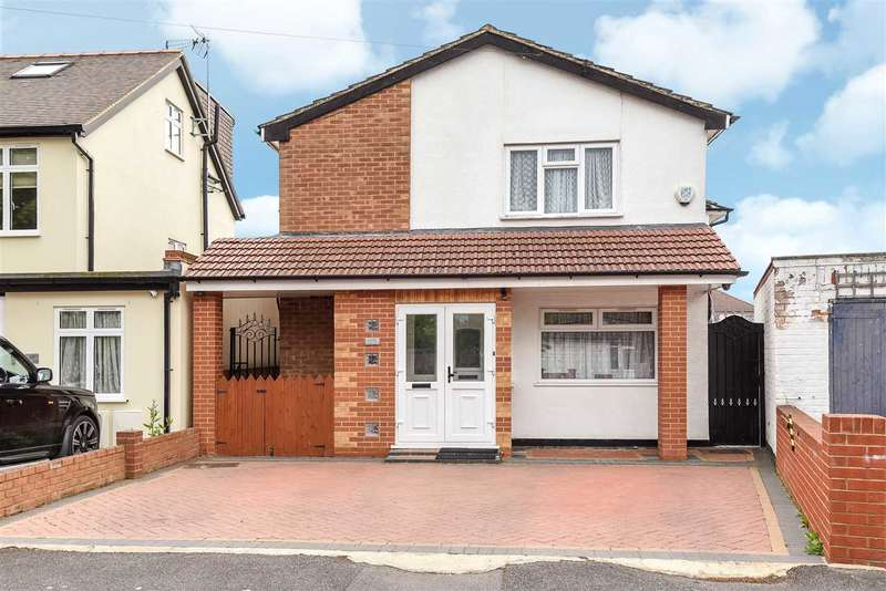 4 Bedrooms House for sale in Elmsleigh Avenue, Harrow