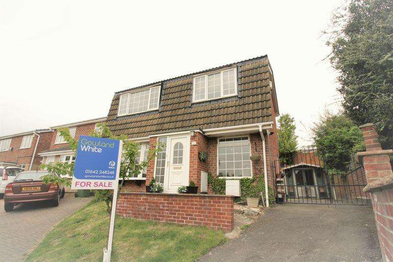 4 Bedrooms Detached House for sale in Leicester Way, Eaglescliffe, TS16 0LP