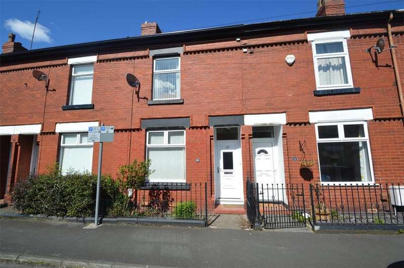 2 Bedrooms Terraced House for sale in Eaton Road, SALE, Cheshire