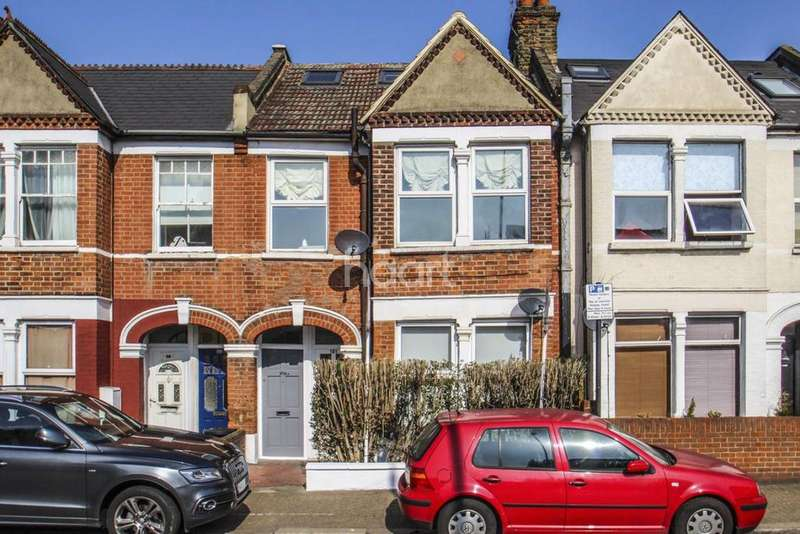 4 Bedrooms Maisonette Flat for sale in Penwith Road, Earlsfield