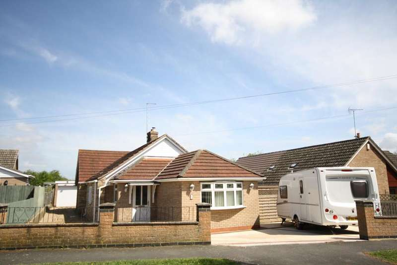 3 Bedrooms Detached Bungalow for sale in Northwick Road, Ketton