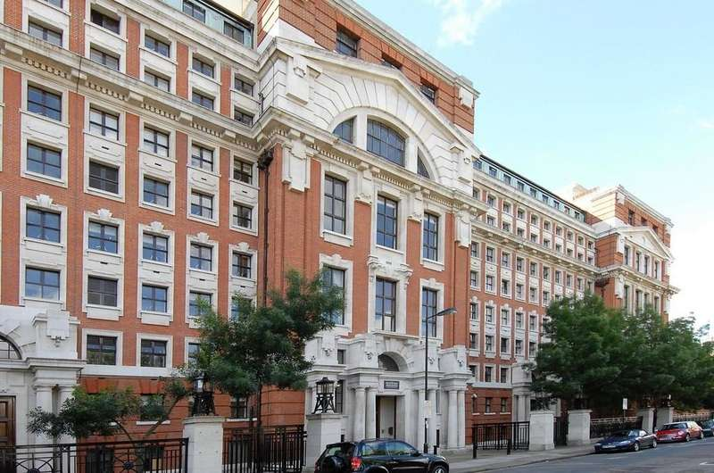 2 Bedrooms Apartment Flat for sale in The Beaux Arts Building, N7
