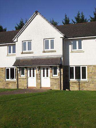 3 Bedrooms Terraced House for sale in Bracken Lane, Stirling, FK9 5AB