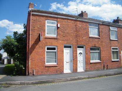 2 Bedrooms End Of Terrace House for sale in John Street, Winsford, Cheshire