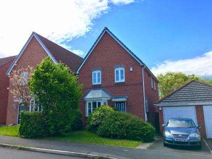 3 Bedrooms Detached House for sale in Keepers Wood Way, Chorley, Lancashire, PR7